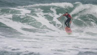 Surf report FR, La Torche (29) du 2008-09-07 08:00:00