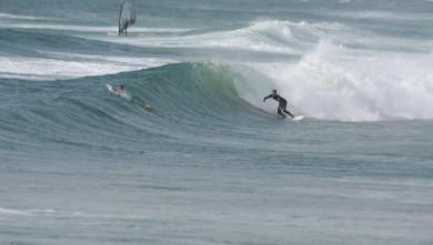 Surf report FR, La Torche (29) du 2008-09-10 14:00:00