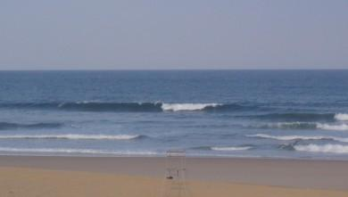 wave report FR, Seignosse - Les Casernes (40) du 2008-07-30 12:00:00