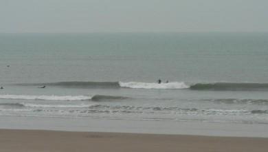Surf report FR, St Gilles-Croix-de-Vie (85) du 2008-08-26 19:00:00