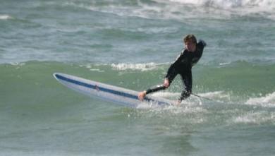 Surf report FR, La Torche (29) du 2008-09-14 15:00:00