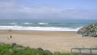 Surf report FR, Anglet Sables d'Or (64) du 2008-09-14 11:00:00