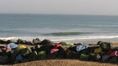 Surf report FR, Anglet Sables d'Or (64) du 2008-07-31 12:00:00