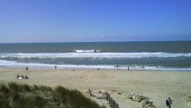 Surf report FR, Lacanau Océan - La Nord (33) du 2008-09-14 14:00:00