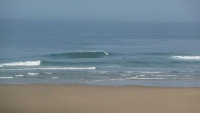 Surf report FR, Cap-Ferret - Plage de L'Horizon (33) du 2008-07-31 12:00:00