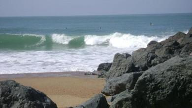 Surf report FR, Anglet Sables d'Or (64) du 2008-09-16 14:00:00