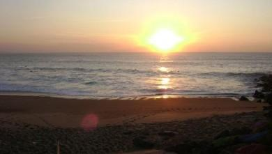 Surf report FR, Anglet Sables d'Or (64) du 2008-09-16 20:00:00
