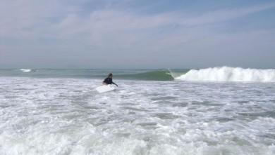 Surf report FR, Anglet Les Cavaliers (64) du 2008-09-17 12:00:00