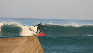 Surf report FR, Plovan (29) du 2008-09-21 12:00:00