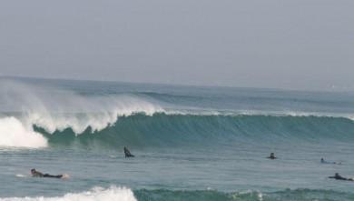 Surf report FR, La Torche (29) du 2008-09-23 08:00:00