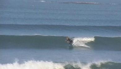 Surf report FR, Plage des Dunes (85) du 2008-09-23 10:00:00