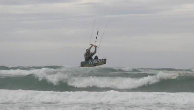 Wind report FR, Lacanau Océan - La Nord (33) du 2008-10-05 14:00:00
