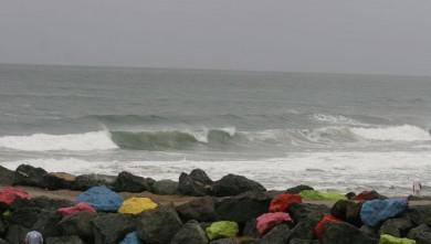 Surf report FR, Anglet Sables d'Or (64) du 2008-08-01 12:00:00