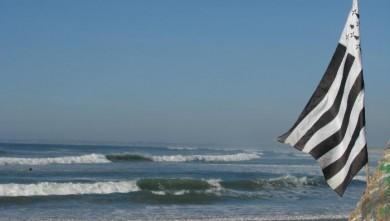 Surf report FR, La Torche (29) du 2008-10-10 16:00:00