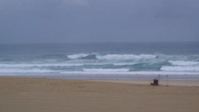 wave report FR, Seignosse - Les Casernes (40) du 2008-08-01 12:00:00