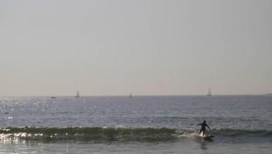 Surf report FR, Pornichet (44) du 2008-10-10 15:00:00