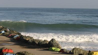 Surf report FR, Anglet Sables d'Or (64) du 2008-08-02 12:00:00