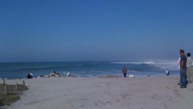 Surf report FR, La Torche (29) du 2008-10-11 14:00:00