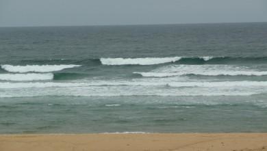 wave report FR, Cap-Ferret - Plage de L'Horizon (33) du 2008-08-02 12:00:00