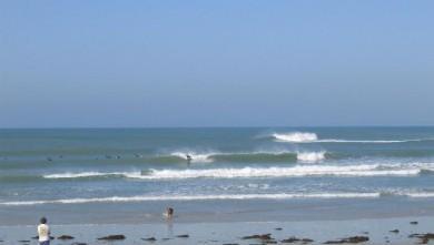Surf report FR, Pors Carn (29) du 2008-10-11 15:00:00