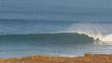 Surf report FR, Quiberon - Port Blanc (56) du 2008-10-11 12:00:00