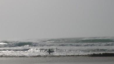 Surf report FR, Plovan (29) du 2008-10-12 14:00:00