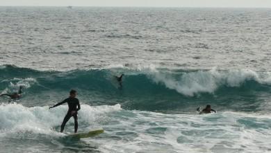 Surf report FR, Sausset-les-Pins - L'Hermitage (13) du 2008-10-12 16:00:00
