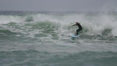Surf report FR, La Torche (29) du 2008-10-14 14:00:00