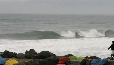 Surf report FR, Anglet Sables d'Or (64) du 2008-08-03 12:00:00
