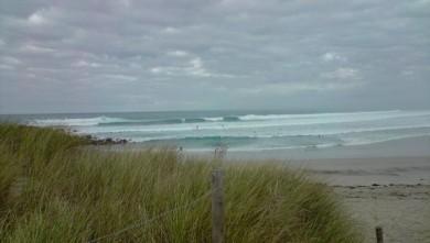 Surf report FR, La Torche (29) du 2008-10-19 11:00:00