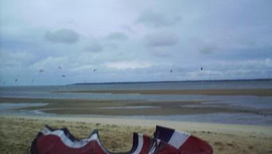 Wind report FR, Arcachon - Les Arbousiers (33) du 2008-10-21 17:00:00