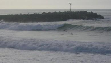 wave report FR, Anglet La Barre (64) du 2008-10-24 17:00:00