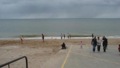 Surf report FR, Le Menhir (14) du 2008-08-03 12:00:00