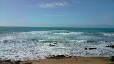 Surf report FR, Sauveterre (85) du 2008-10-25 10:00:00