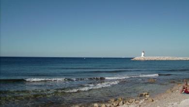 Surf report FR, Sausset les Pins - Plage du Port (13) du 2008-08-03 12:00:00