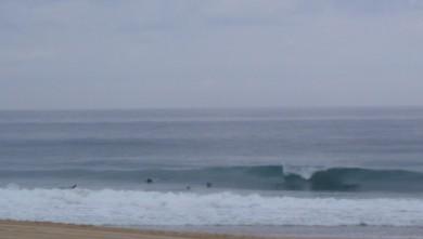 Surf report FR, Seignosse - Les Casernes (40) du 2008-08-04 12:00:00