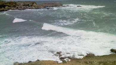 Surf report FR, L'Arquet (13) du 2008-11-01 15:00:00