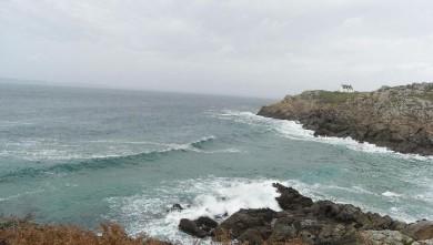 Surf report FR, Lostmarc'h (29) du 2008-11-08 12:00:00