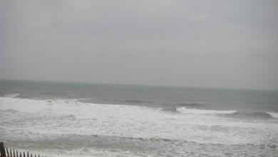 Wind report FR, Hourtin Océan - La Centrale (33) du 2008-11-08 13:00:00