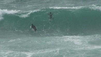Surf report FR, Petit Minou (29) du 2008-11-09 10:00:00