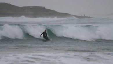 Surf report FR, Pors Carn (29) du 2008-11-10 15:00:00