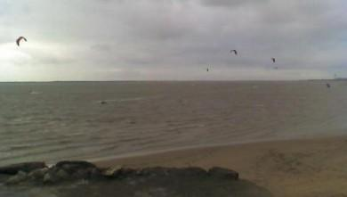 Wind report FR, La Palmyre - Bonne-Anse (17) du 2008-11-08 14:00:00