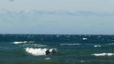 Surf report FR, Le Prado (13) du 2008-11-22 09:00:00