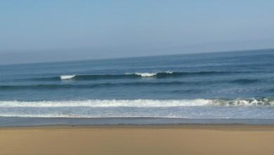 Surf report FR, Cap-Ferret - Plage de L'Horizon (33) du 2008-08-06 12:00:00