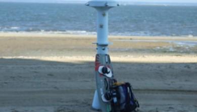 Wind report FR, Arcachon - Plage d'Eyrac (33)