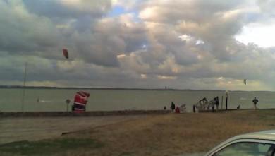 Wind report FR, Arcachon - Les Arbousiers (33) du 2008-11-29 16:00:00