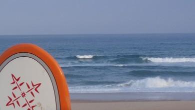Surf report FR, Seignosse - Les Casernes (40) du 2008-08-06 12:00:00