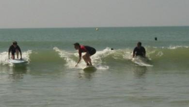 Surf report FR, St Gilles-Croix-de-Vie (85) du 2008-08-29 14:00:00