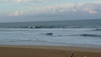 wave report FR, Cap-Ferret - Plage de L'Horizon (33) du 2008-08-07 12:00:00