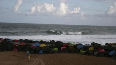 Surf report FR, Anglet VVF (64) du 2008-08-08 12:00:00